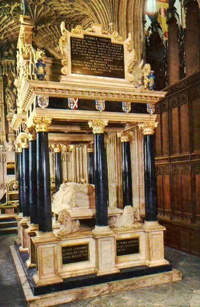 Who was the last tudor monarch