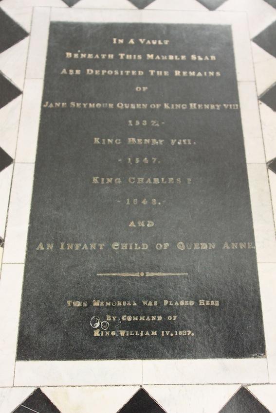 Henry VIII_tomb