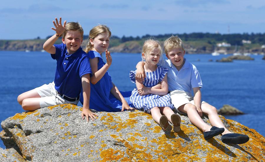 Belgian royal children