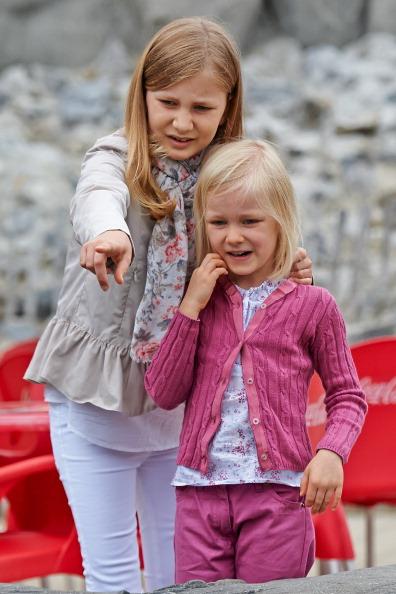 Belgian Royal Family Visit Sealife