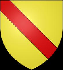 Ligne coat of arms
