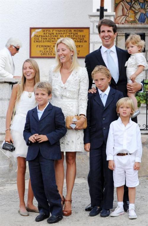 Marie-Chantal_family
