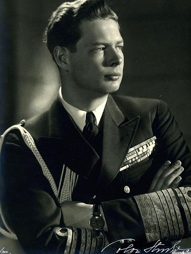 King Mihai in 1947. photo: Wikipedia