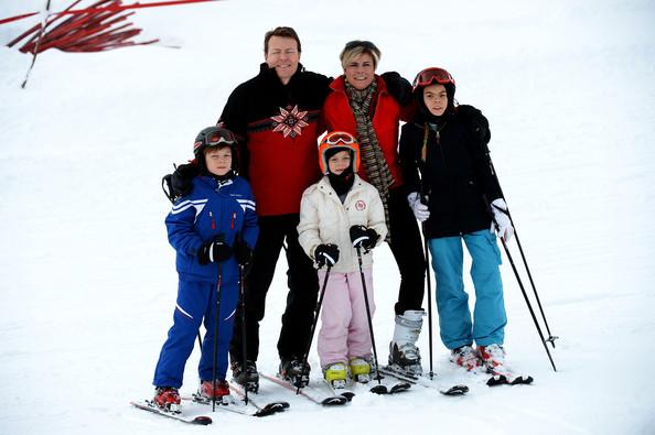 Prince Constantijn and Children