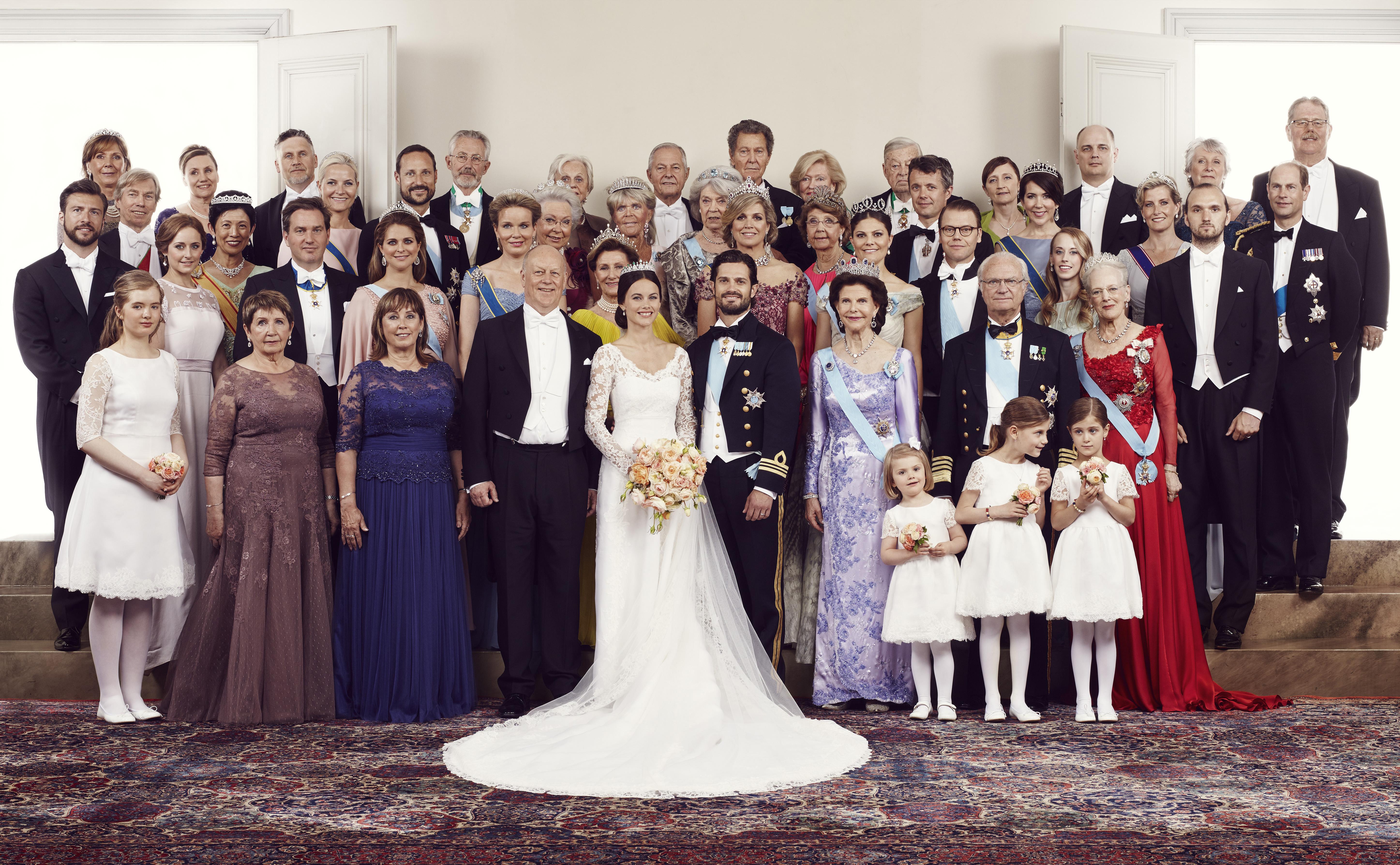 Swedish Royal Family  - Page 5 Group-photo-Mattias-Edwall-Kungahuset.se_