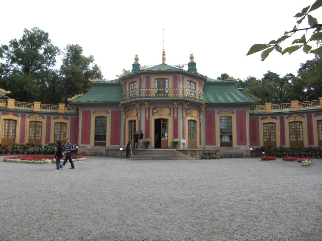 The Chinese Pavilion. photo: © Susan Flantzer