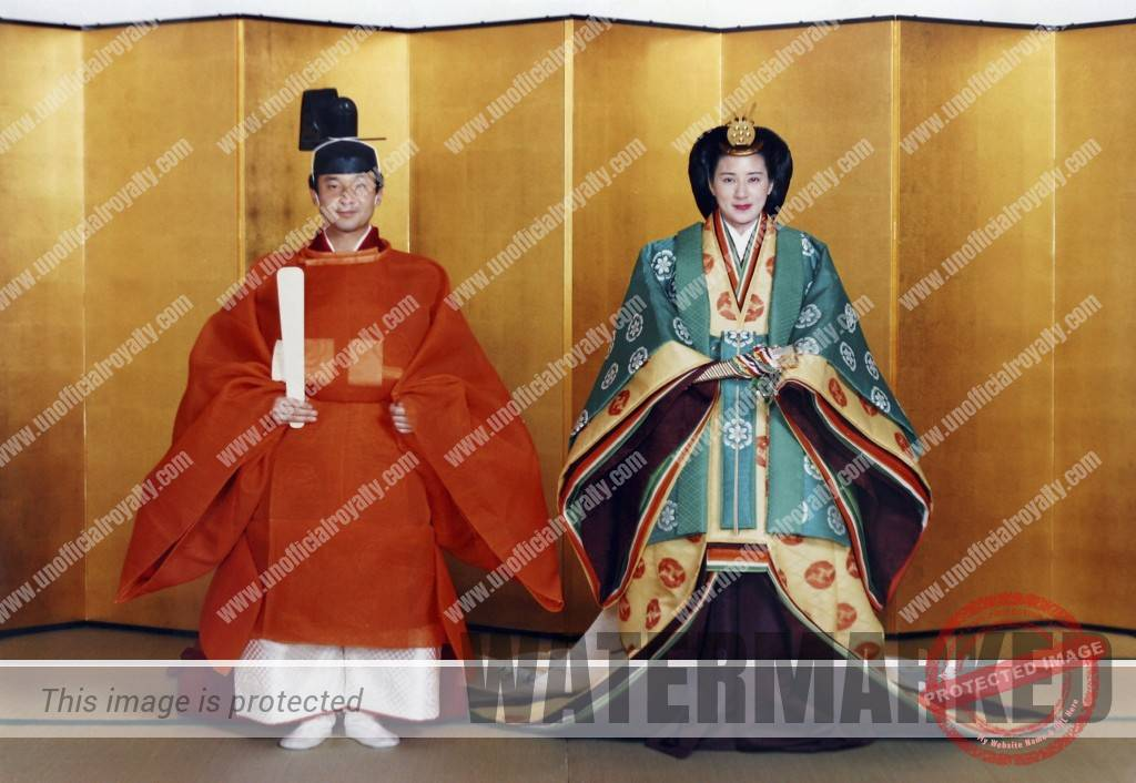 photo: Imperial Household Agency